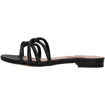 Pantofi Femei Papuci de vară Albano 8120 BLACK