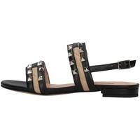 Pantofi Femei Sandale  Albano 8116 BLACK