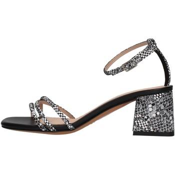 Pantofi Femei Sandale  Albano 8077 WHITE