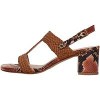 Pantofi Femei Sandale  Albano 8074 BROWN