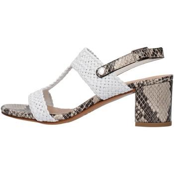 Pantofi Femei Sandale  Albano 8074 GREY