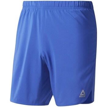 Îmbracaminte Bărbați Pantaloni scurti și Bermuda Reebok Sport 7 Inch Short albastru