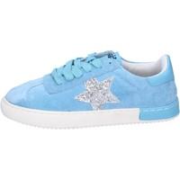 Pantofi Fete Pantofi sport Casual Holalà BH09 Albastru