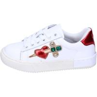 Pantofi Fete Pantofi sport Casual Holalà BH12 Alb