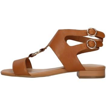 Pantofi Femei Sandale  Apepazza S1PETIT19/LEA BROWN