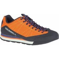 Pantofi Bărbați Drumetie și trekking Merrell Catalyst Storm Portocalie