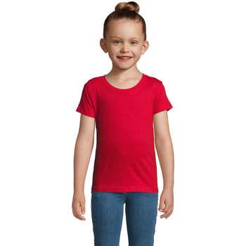 Îmbracaminte Fete Tricouri mânecă scurtă Sols CHERRY Rojo Rojo