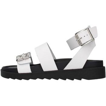 Pantofi Femei Sandale  Apepazza S1SOFTWLK05/LEA WHITE