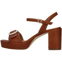 Pantofi Femei Sandale  Tres Jolie 2084/NORA BROWN