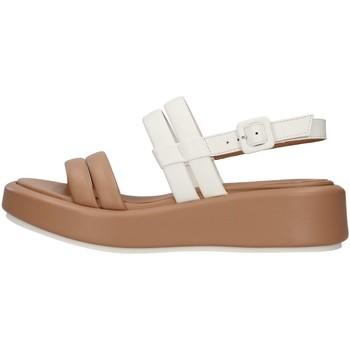 Pantofi Femei Sandale  Tres Jolie 2056/YARA WHITE