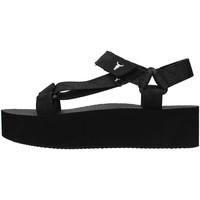 Pantofi Femei Sandale  Windsor Smith PEEPED BLACK