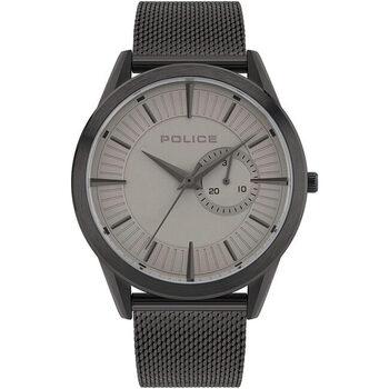 Ceasuri & Bijuterii Bărbați Ceasuri Analogice Police PL15919JSU.79MM, Quartz, 44mm, 3ATM Gri