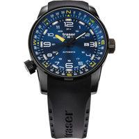Ceasuri & Bijuterii Bărbați Ceasuri Analogice Traser H3 Traser 109742, Automatic, 46mm, 10ATM Negru