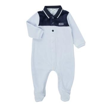 Îmbracaminte Băieți Pijamale și Cămăsi de noapte BOSS FILOMENA Albastru