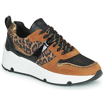 Pantofi Femei Pantofi sport Casual Betty London PRIETTE Coniac
