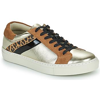 Pantofi Femei Pantofi sport Casual Betty London PITINETTE Auriu