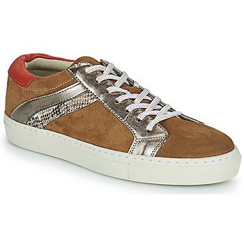 Pantofi Femei Pantofi sport Casual Betty London PITINETTE Coniac