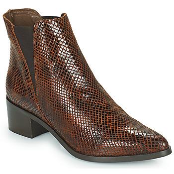 Pantofi Femei Botine Betty London PERDRI Maro