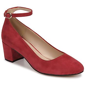 Pantofi Femei Pantofi cu toc Betty London PRISCA Roșu
