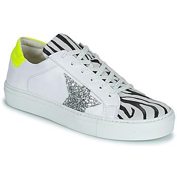 Pantofi Femei Pantofi sport Casual Betty London PANILLE Alb