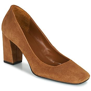Pantofi Femei Pantofi cu toc Betty London PANER Camel