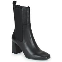 Pantofi Femei Botine Betty London PASTILLE Negru