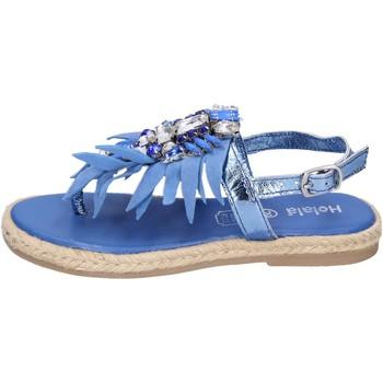 Pantofi Fete Sandale  Holalà BH18 Albastru