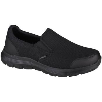 Pantofi Bărbați Pantofi Slip on Skechers Flex Advantage 4.0 Noir