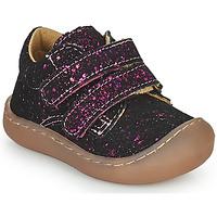 Pantofi Fete Pantofi sport Casual Citrouille et Compagnie PIOTE Fushia
