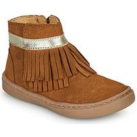 Pantofi Fete Ghete Citrouille et Compagnie PIDOUTE Camel