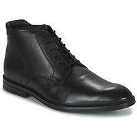 Pantofi Bărbați Ghete Clarks CITISTRIDERISE Negru