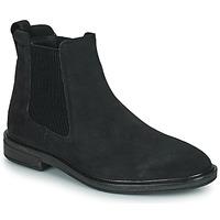 Pantofi Bărbați Ghete Clarks CLARKDALE HALL Negru