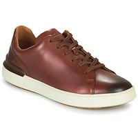 Pantofi Bărbați Pantofi Derby Clarks COURTLITE LACE Maro