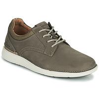 Pantofi Bărbați Pantofi Derby Clarks LARVIK TIE Maro