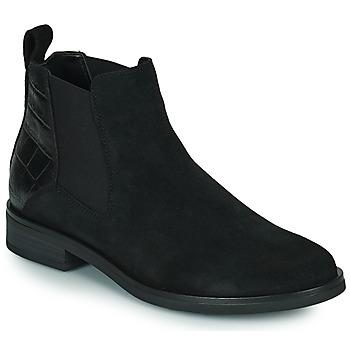 Pantofi Femei Ghete Clarks MEMI TOP Negru