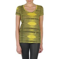 Îmbracaminte Femei Tricouri mânecă scurtă Eleven Paris DARDOOT Galben