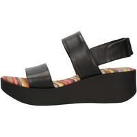 Pantofi Femei Sandale  The Flexx DS21F254810 Black