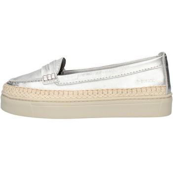 Pantofi Femei Mocasini The Flexx DS21D102911 Silver