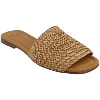 Pantofi Femei Papuci de vară She - He  Beige