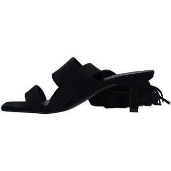 Pantofi Femei Sandale  Janet&Janet 01151 BLACK