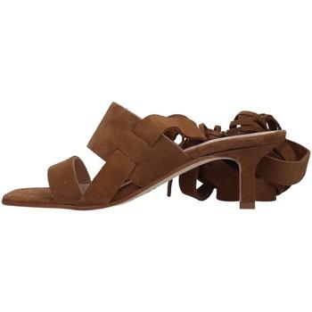 Pantofi Femei Sandale  Janet&Janet 01151 BROWN