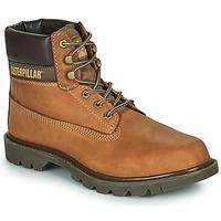 Pantofi Bărbați Ghete Caterpillar COLORADO 2.0 Maro