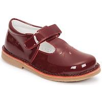 Pantofi Fete Balerin și Balerini cu curea Citrouille et Compagnie OTAL Bordo