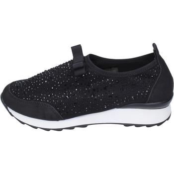 Pantofi Fete Pantofi Slip on Holalà BH23 Negru