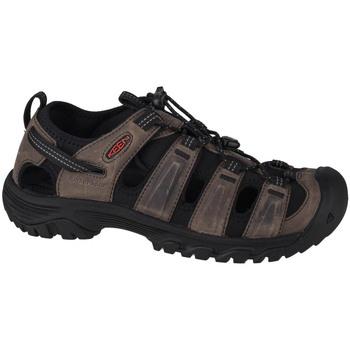 Pantofi Bărbați Sandale sport Keen Targhee III Sandal Grise