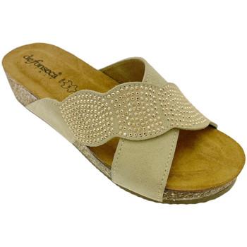 Pantofi Femei Papuci de vară De Fonseca DEFONCERVIAbei bianco