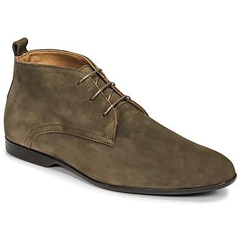 Pantofi Bărbați Ghete Carlington EONARD Kaki