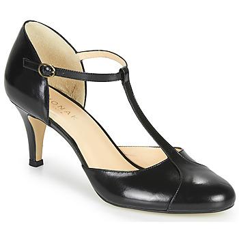 Pantofi Femei Pantofi cu toc Jonak BLOUTOU Negru