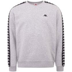 Îmbracaminte Bărbați Bluze îmbrăcăminte sport  Kappa Ildan Sweatshirt Grise