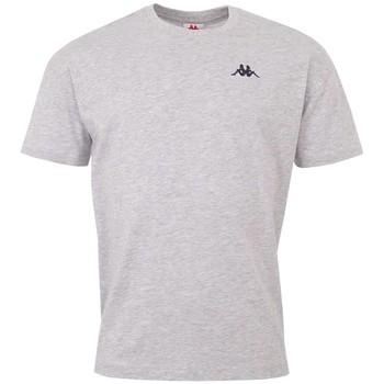 Îmbracaminte Bărbați Tricouri mânecă scurtă Kappa Veer T-Shirt Grise